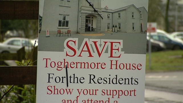 Up to €500,000 will be spent on Toghermore House in Tuam to address fire safety requirements