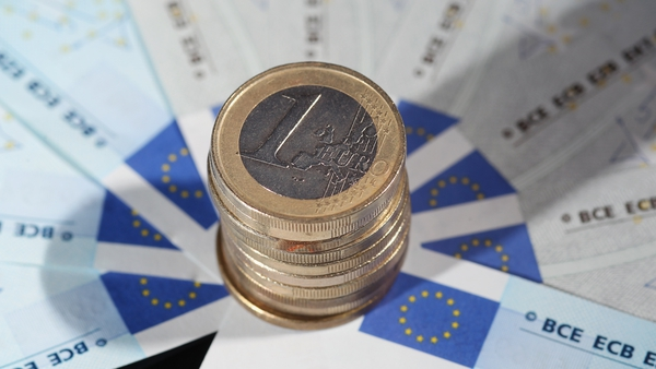 Euro zone's fourth quarter performance was revised lower