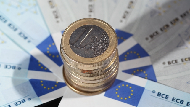 Latest euro zone figures show improving consumer optimism