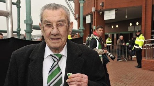 Sean Fallon died last week aged 90