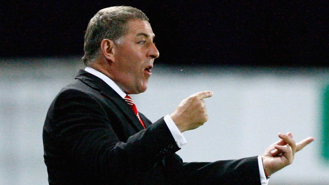 Mark McGhee was sacked by Bristol Rovers last month