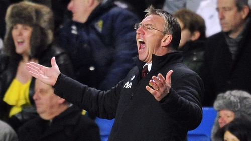 Nigel Adkins was dismissed from his post with Southampton in January