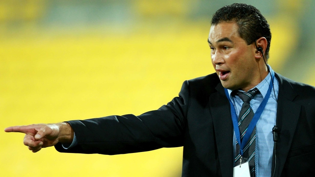 Former All Black and Samoa captain Pat Lam