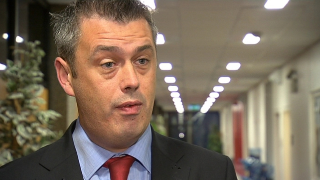 Colm Keaveney defied the party whip in a budget vote