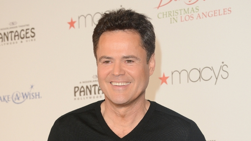 Donny Osmond joins Brendan O'Connor on The Saturday Night Show