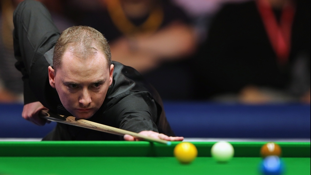 Graeme Dott made short w
