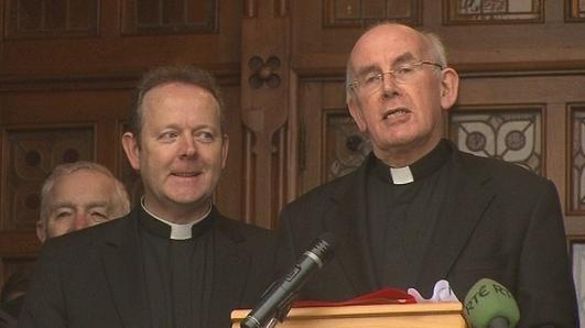 New leader of Irish Catholics announced