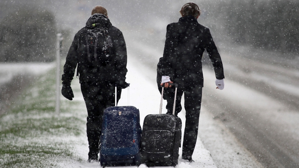 Travellers in England are facing disruption