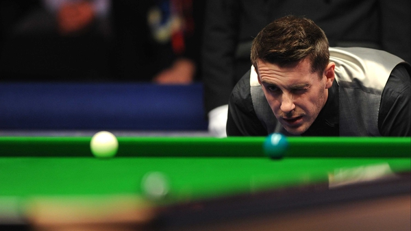 Mark Selby will face either Neil Robertson or Stephen Maguire in the final
