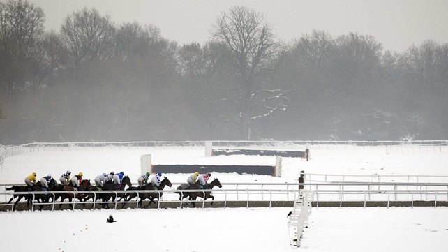 Sunday's meeting at the Sunbury venue was called off due to snow
