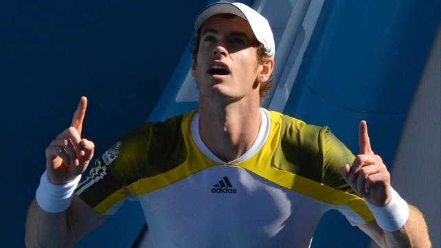 Relief for Murray after forging past Ricardas Berankis