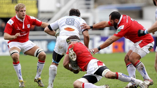 Ulster's battling qualities came to the fore in their narrow win against  Castres