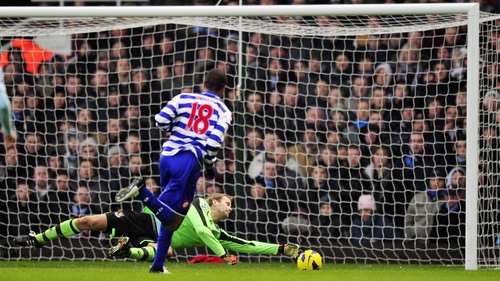 New signing Loic Remy scored on his debut for QPR