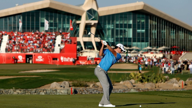 Justin Rose has shot three sub-70 rounds at the Abu Dhabi Golf Club