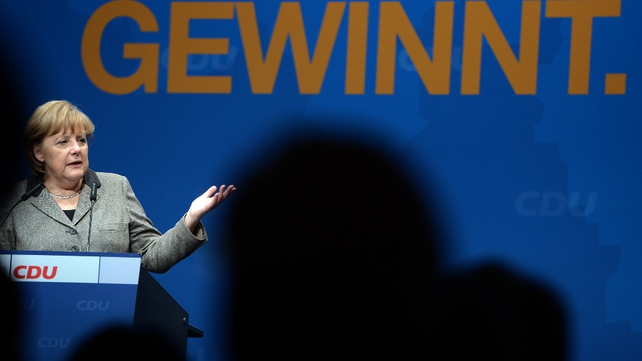 Angela Merkel has campaigned hard in Lower Saxony