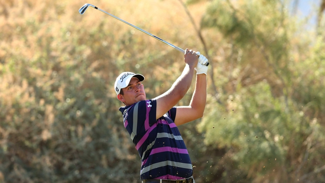 Scott Stallings leads the Humana Challenge after the third round in California