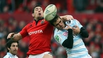 Michael Corcoran reports on Munster's win over Racing Metro.