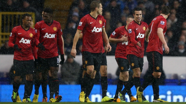 Man United could be 18 points clear of rivals Man City by 3pm on Saturday