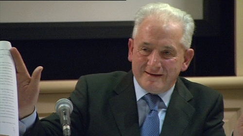 Fr Tony Flannery claims Vatican putting pressure on him over views