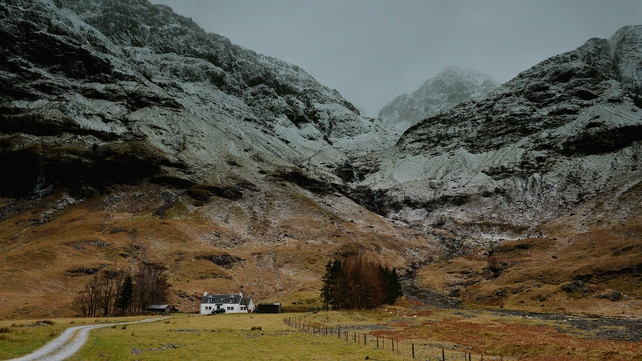Four climbers were killed in an avalanche on Bidean Nam Bian mountain