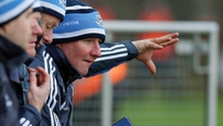 Dublin manager Jim Gavin was happy with his team's win over Louth.