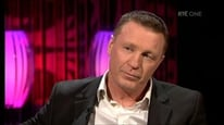 Boxer Steve Collins talks about his decision to come out of retirement.
