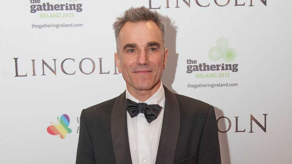 Daniel Day Lewis: in line for some window cleaner and a facelift certificate