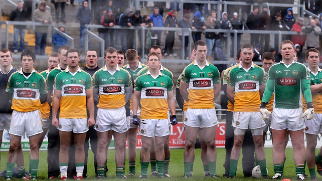 Offaly won promotion at the first attempt