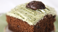After dinner mint cake - A real old school favourite, perfect for a lazy Sunday afternoon baking at home
