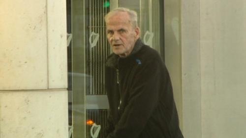 Patrick O'Brien will now begin his sentence