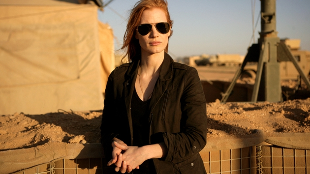 Zero Dark Thirty - Out on Blu-ray and DVD now