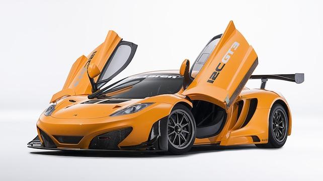 Loeb to drive a McLaren