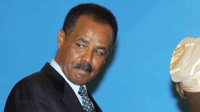 Isaias Afewerki has ruled Eritrea since it broke from Ethiopia
