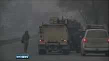 Car bomb attack in Afghanistan capital