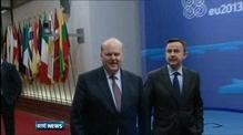ESM deal would not fully alleviate Irish bank debt - Noonan