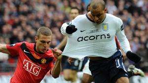 Gabriel Agbonlahor hasn't forgotten this incident from the 2010 final