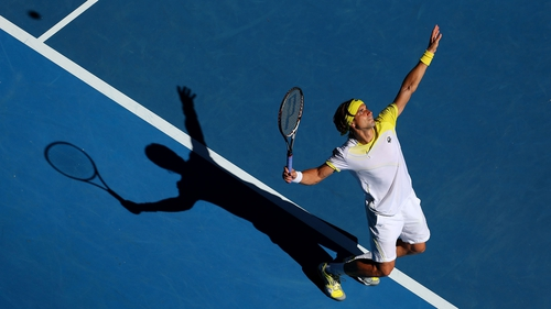 David Ferrer had won all 12 previous meetings against Nicolas Almagro