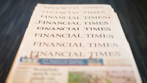 The Financial Times will add ten digital jobs as it switches its focus