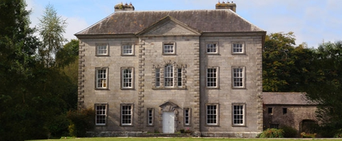 Roundwood House in County Laois where Henrietta lived for five years