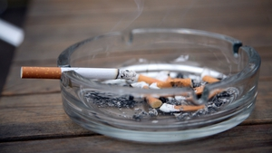 The outdoor smoking ban comes into effect this Friday