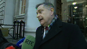 Brendan Howlin said the first tranche of redundancies would target staff in the health, agriculture and education sectors