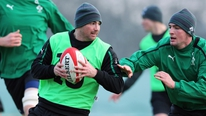 Tony Ward on the Irish Wolfhounds panel and what lies in store in the RBS 6 Nations.
