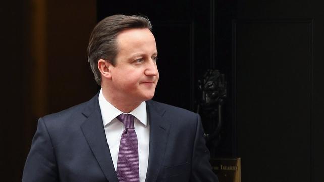 David Cameron plans to campaign for a more flexible EU