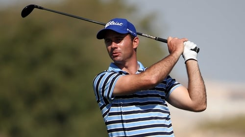 African Open leader Ricardo Santos was 2012 European Tour rookie of the year