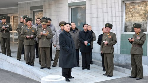 Pyongyang said it would hold no more talks on its nuclear programme