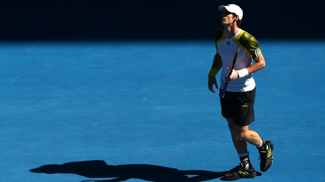 Andy Murray reached another Australian Open semi-final today with a straight sets win over Jeremy Chardy