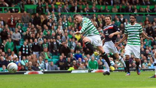 Neil Lennon is confident he will not lose leading scorer Gary Hooper to Norwich City