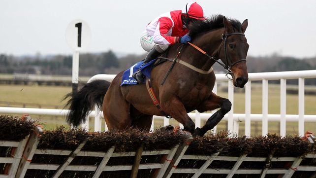 Can Bishopsfurze carry top weight to glory in the Gowran Park feature?
