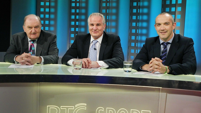 George, Brent and Conor will parse and analyse all the action on RTÉ Television