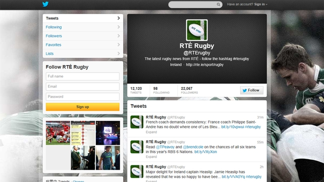 Join in the conversation on Twitter at twitter.com/rterugby